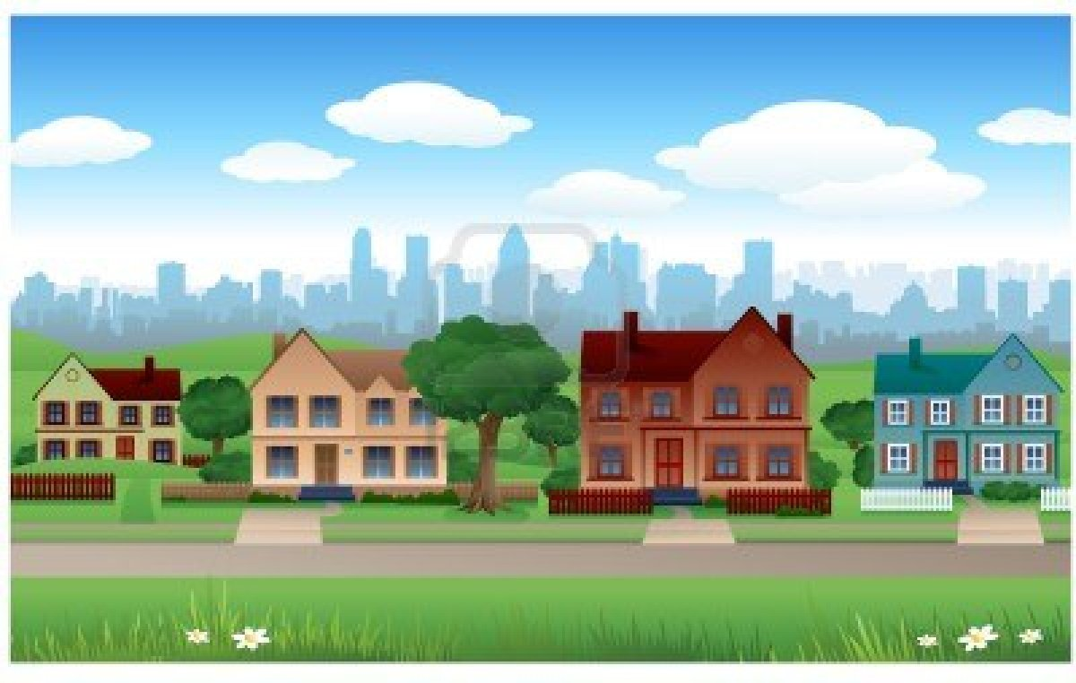 8651340-suburb-real-estate-background